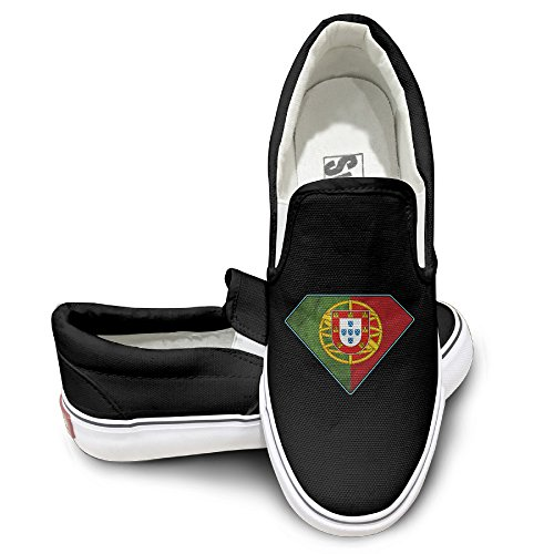 Fashion Super Title Portugal Slip On Casual Sneakers Shoes