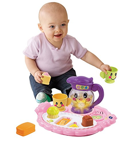Learning Toys Toddler Girl : Vtech learn and discover pretty party playset new action