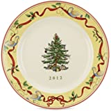 Spode Christmas Tree 2012 Annual Edition Collector Plate