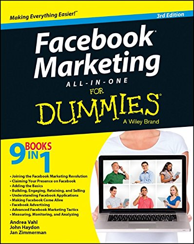 Facebook Marketing All-in-One For Dummies (For Dummies (Business & Personal Finance))