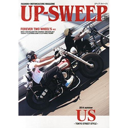 UP SWEEP (アップ スイープ) Vol.23 2014年 09月号 [雑誌]