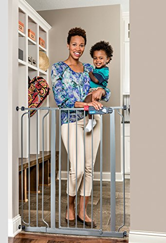 Regalo-Deluxe-Easy-Step-Extra-Tall-Gate-Platinum