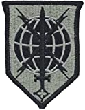 Military Intelligence Readiness Command ACU Patch Foliage Green