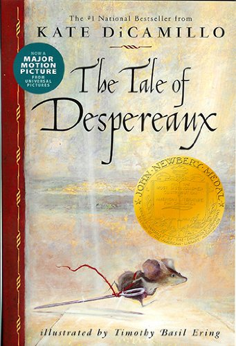 New Ingram Book Distributor Tale Despereaux Mouse Love Music Stories Princess Named Pea Rat Roscuro