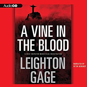 A Vine in the Blood | [Leighton Gage]