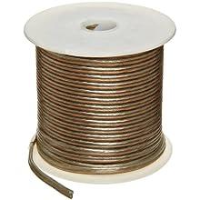 Speaker Copper Wire, Clear PVC Insulation