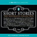 Short Stories: The Nostalgia Collection (       UNABRIDGED) by Jerome K. Jerome, Louisa May Alcott, Saki Narrated by Stephen Fry, Barbara Leigh-Hunt, Edward Hardwicke, Iain Cuthbertson, Hugh Laurie
