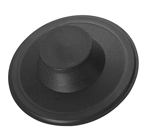 InSinkErator STP-PL Plastic Sink Stopper, Black (Appliance Cord Strain Relief compare prices)