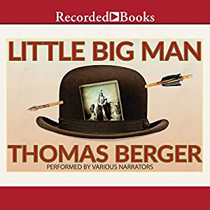 Little Big Man Audiobook
