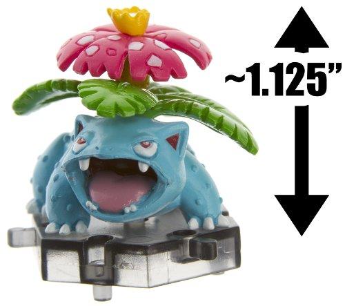 "Venusaur ~1.125"" Figure - Pokemon DP Super Encyclopedia Mini Figure Series #12 (Japanese Imported) - 1"