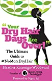 Your Dry Hair Days Are Over: The Ultimate Guide to #NoMoreDryHair