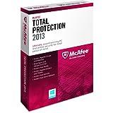 McAfeeTotal Protection 3PCs 2013 (Platform: Windows 8)