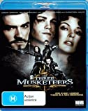 The Three Musketeers (2011) Blu-Ray