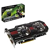 Asus Nvidia GeForce GTX 560Ti DirectCU Graphics Card (2GB, GDDR5, Mini HDMI, 2x DVI-I, Nvidia SLI Technology, Overclocked on Arrival)