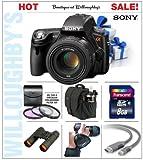 Sony DSLR-SLT-A33V 14.2MP MP Digital SLR with