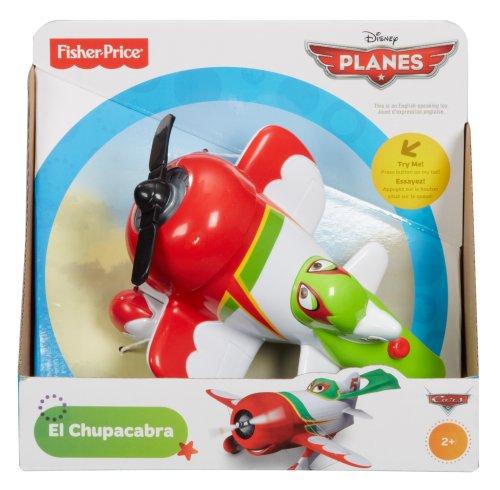 Fisher-Price Disney's Planes Sound Action Flyers El Chupacabra