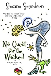 No Quest For The Wicked (Enchanted, Inc.)
