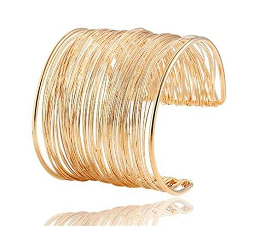 adorable-mujer-europa-fashion-alambre-de-hierro-de-la-apertura-encanto-pulsera-de-oro-joyeria