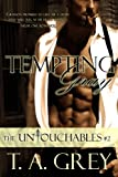 Tempting Gray (paranormal erotic romance): The Untouchables, #2 (English Edition)