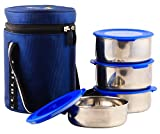 Lunch Box Insulated Ecoline Ezee Lunch V4 Blue