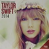 Taylor Swift Official 18-Month 2014 Calendar