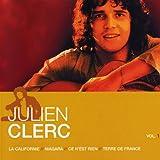 L'Essentiel : Julien Clerc /Vol.1