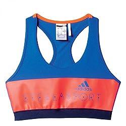 Adidas Seamless Sports Bra (AP6221S_Boblue)
