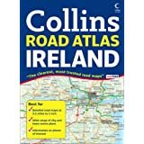 Comprehensive Road Atlas Irelandby Collins UK