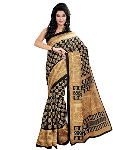 Shonaya Women's Cotton Printed Saree