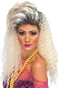 Smiffy's 80's Bottle Blonde Wig