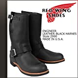 (レッドウィング)RED WING 2990 Engineer Boot エンジニア ブーツ (並行輸入品)
