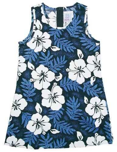 White Hibiscus Fern Girl's Sleeveless Hawaiian Aloha Dress - Buy White Hibiscus Fern Girl's Sleeveless Hawaiian Aloha Dress - Purchase White Hibiscus Fern Girl's Sleeveless Hawaiian Aloha Dress (MauiShirts, MauiShirts Dresses, MauiShirts Girls Dresses, Apparel, Departments, Kids & Baby, Girls, Dresses, Girls Dresses, Baby Doll & Sundresses)
