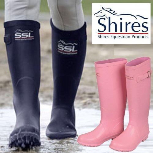 Ladies Womens Waterproof Fully Lined Winter Yard Stable Wellies Mucker Wellington Boots Size UK 3-9