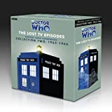 img - for Doctor Who Collection Three: The Lost TV Episodes (1966-1967) book / textbook / text book