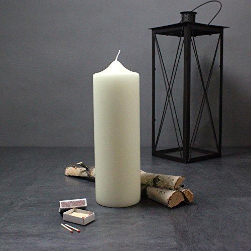 wenzel-bougie-blanc-casse-30-x-10-cm