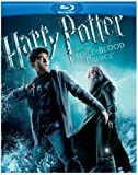 Cover art for  Harry Potter and the Half-Blood Prince [Blu-ray / DVD]