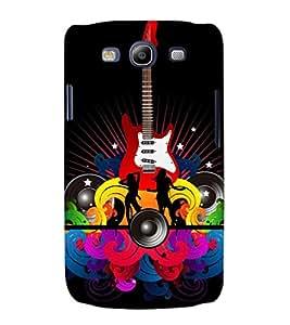 EPICCASE funky club Mobile Back Case Cover For Samsung Galaxy S3 (Designer Case)