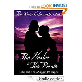 The Healer and the Pirate (The Kinyn Chronicles)