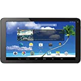 Proscan 10-Inch Tablet, Quad Core, 1 GB RAM, Built in Bluetooth and GPS, Android 4.4 Kit-Kat, Google Play Certified