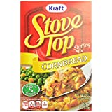 Stove Top Stuffing Mix, Cornbread, 6 oz.Boxes, 12 Count ~ Stove Top