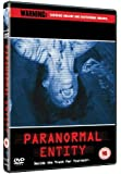 Paranormal Entity [DVD]