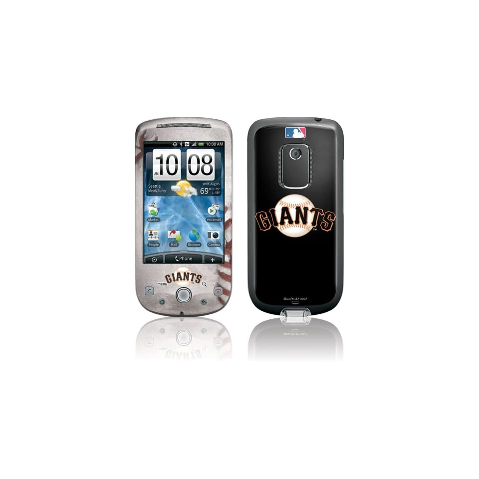 San Francisco Giants Game Ball skin for HTC Hero (CDMA