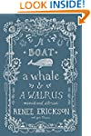 A Boat, a Whale & a Walrus: Menus and...