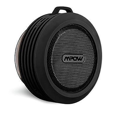 Mpow Buckler Portable Wireless Bluetooth 3.0 Speaker
