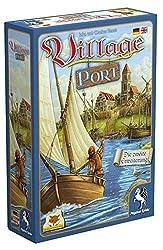 Village Port: Village Expansion - Board Game