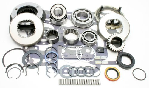 Transparts Warehouse Bk127Dws Dodge Np435 4 Speed Transmission Kit With Rings