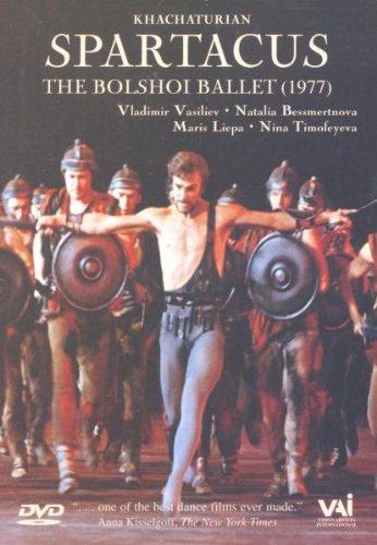 Khachaturian - Spartacus (Timofeyeva, Liepa) [1977] [DVD]