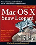 img - for Mac OS X Snow Leopard Bible book / textbook / text book