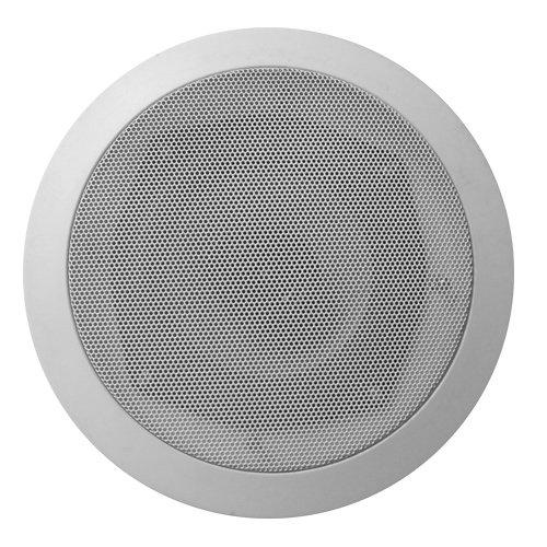 Acoustic Audio Cs-Ic53 250 Watt In Ceiling Speaker 3-Way Home Theater, White