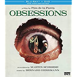 Obsessions [Blu-ray]